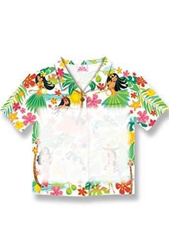 Island Hula Honeys Aloha Shirt Stick 'N Notes