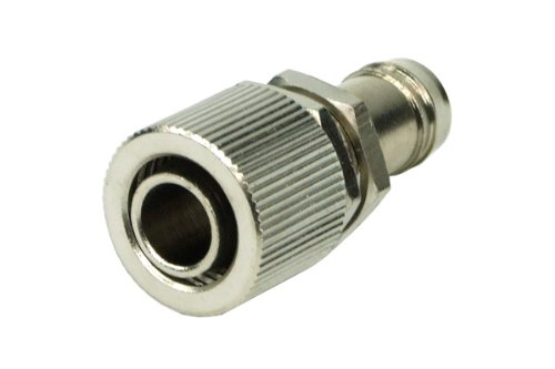Aquatuning Fitting 3/8' Barbed Fitting to 13/10mm Compression Fitting Water Cooling Fittings