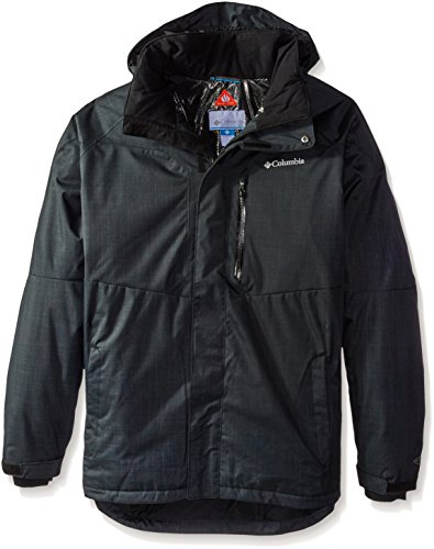 Columbia Sportswear Men's Tall Alpine Action Jacket, Blac...