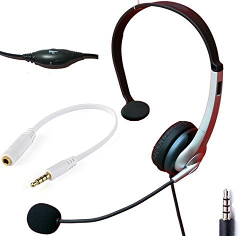 Auriculares Voistek Con Cable Voistek Cell Phone Headset ...