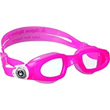 Aqua Sphere Moby Kid Swim Goggle, Made In Italy