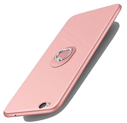 Prevoa Nubia M2 Lite - Silicona TPU Funda Case Protictive para Nubia M2 Lite Smartphone - (Rose)