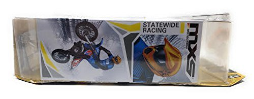 MXS Boys Statewide Racing Street Bike & Rider SFX Set by MXS (Image #3)