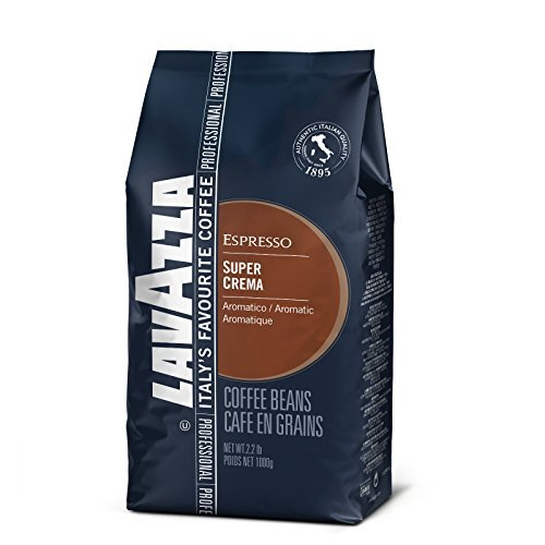Super Crema Whole Bean (Set of 6) by Lavazza