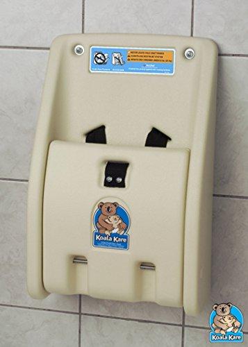 Koala Kare KB102-00 Child Protection Seat - Cream - Koala Child Protection Seat