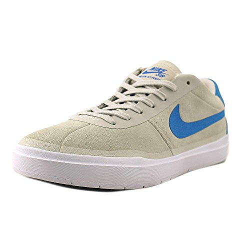 Nike Herren Bruin Sb Hyperfeel Skaterschuhe Blanco (Summit White / Photo Blue-White)