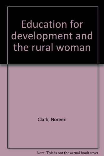 Education for development and the rural woman