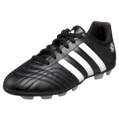 promo code 2a44f 24be2 adidas Little Kid Big Kid Goletto TRX HG Soccer Cleat,Black Running White Running  White,11 M US Little Kid