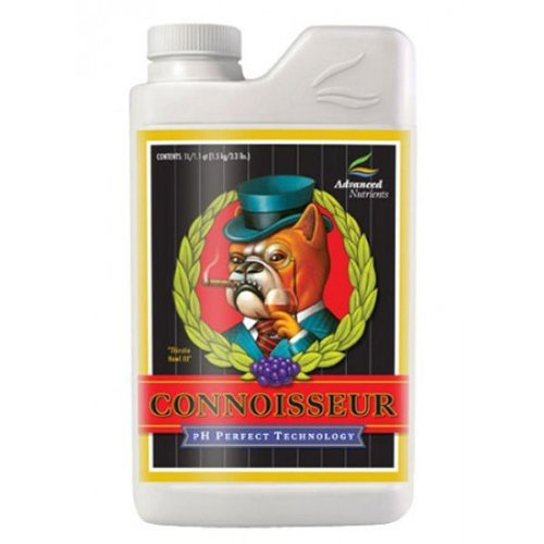 Advanced Nutrients Connoisseur Part - 10 Liter - Connoisseur - Part A and B - Bloom Nutrient - pH Perfect Technology - Advanced Nutrients 1671-16