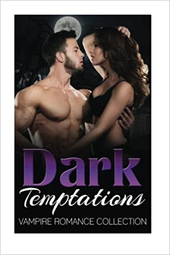 Book Dark Temptations: Vampire Romance Collection (Paranormal Bisexual Short Stories)