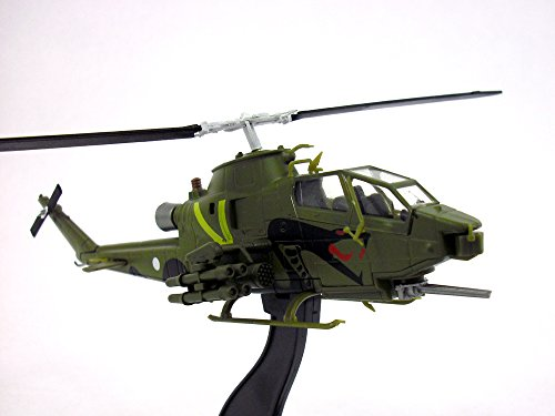 Bell AH-1 (AH-1S) Cobra Israeli Air Force 1/72 Scale Helicopter Model ()