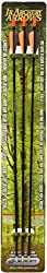 Barnett Outdoors Junior Archery 28-inch Arrows (3 Pack)