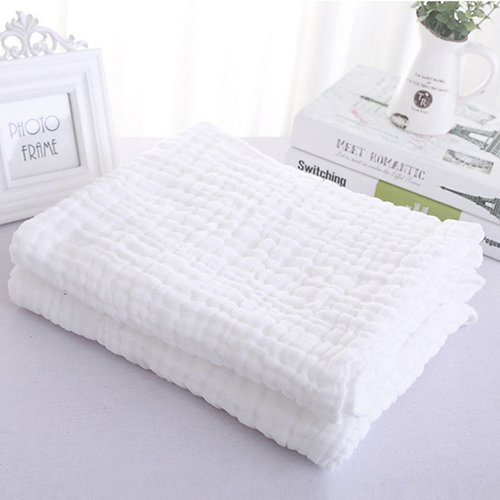 KASSY POP Kid's Muslin Cotton Bath Towel