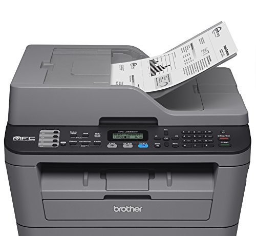 Brother MFC-L2685DW All-in-One Monochrome Laser Printer with Wireless Networking and Duplex Printing,Print- Scan- Copy- Fax by Brother (Image #4)