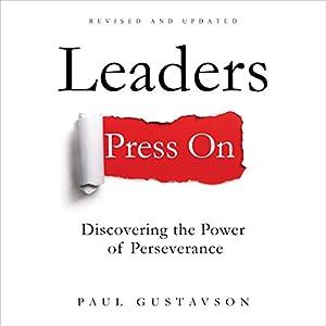 Leaders Press On Audiobook