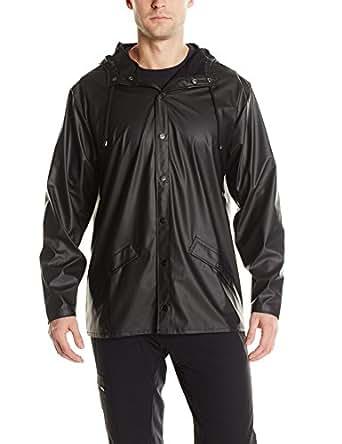 Rains Classic Jacket XX Small/X Small Black