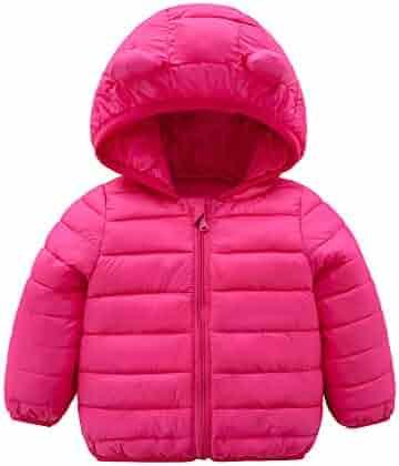 Uniboutique Women Jacket Long Sleeve Light Weight Quilted Jacket Puffer Coat