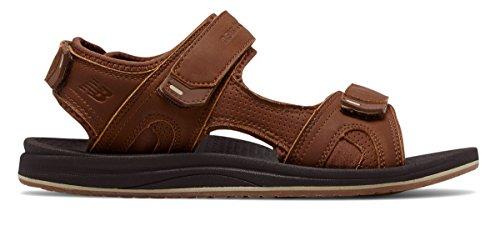南アメリカサロン若者(ニューバランス) New Balance 靴?シューズ メンズサンダル PureAlign Recharge Sandal Brown ブラウン US 11 (29cm)