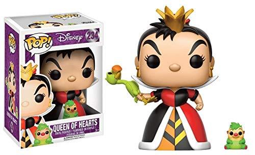 POP! Funko Disney Alice in Wonderland Queen of Hearts #234]()