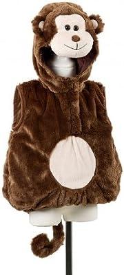 Disfraz de mono para niño 3 años Souza - 98 cm: Amazon.es ...