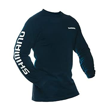 Amazon.com : Shimano Long Sleeve T-Shirt : Sports & Outdoors