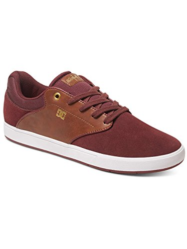Dc Shoes Sneaker Mikey Taylor M Shoe Burgundy 9