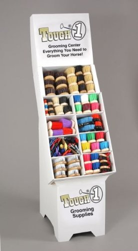 Tough-1 Brush Display Refill - 80 Piece - Assorted by Tough 1