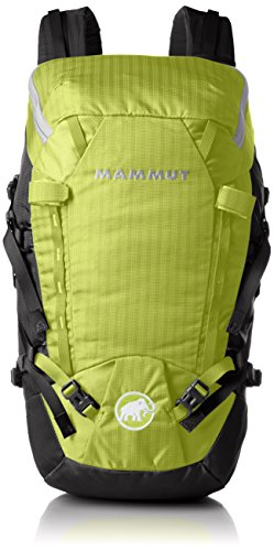 Mammut Trion Zip 22 Climbing Pack, Sprout-Black, 22 L, 2510-03490-4573-1022