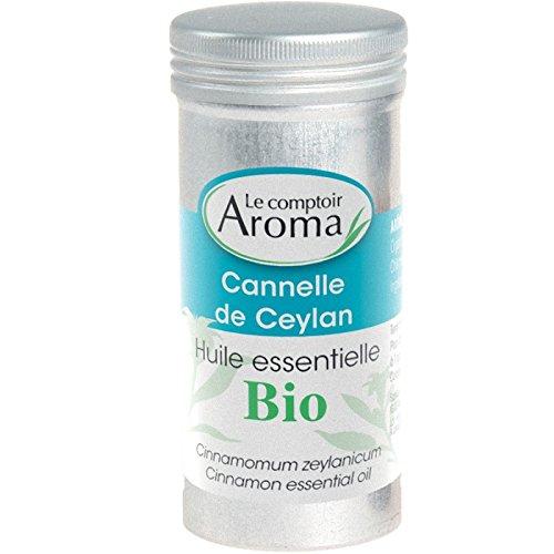 Comptoir - Comptoir Aroma Huile Essentielle Cannelle De Ceylan Bio 5 ml.