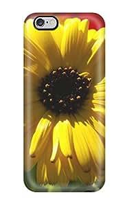 Tpu Rex Harper Shockproof Scratcheproof Yellow Calendula Pot Marigold Hard Case Cover For Iphone 6 Plus