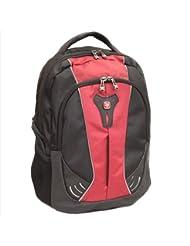 The Jupiter 16 Laptop Computer Backpack Color: Maroon