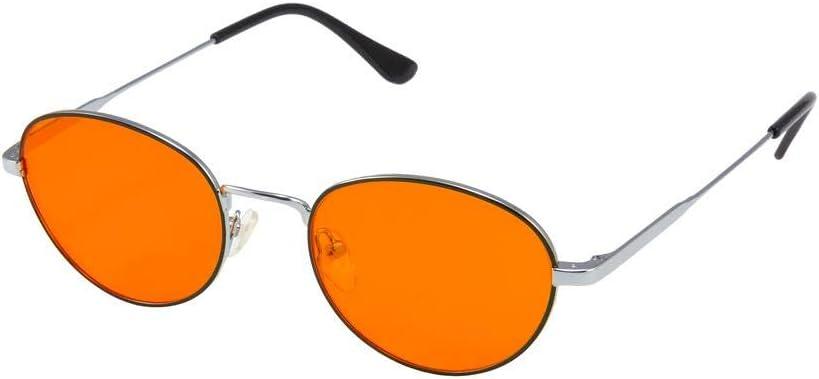 BLUblox Elton Sleep+ 100% Blue/Green Light Blocking Glasses