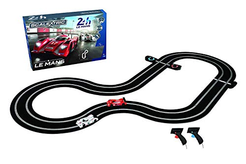 Scalextric C1368T 24 Hr Le Mans Sports Cars Slot Car for sale  Delivered anywhere in USA