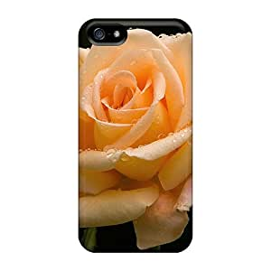 Awesome Cases Covers/iphone 5/5s Defender Cases Covers(yellow Rose)