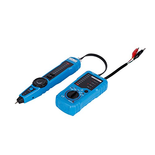 RJ11 RJ45 Cable Tester, LESHP Multifunction Electric Wire Finder Tracker Detector by LESHP (Image #8)