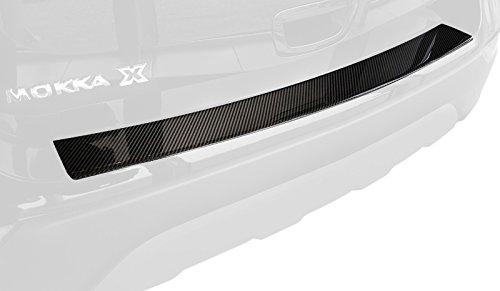 AutoStyle 2/49004 protezione di soglia posteriore carbonio 3d Mok X 2016