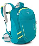 Osprey Youth Jet 12 Backpack, Real Teal, One Size Review