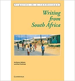 [ [ [ Writing from South Africa[ WRITING FROM SOUTH AFRICA ] By Adams, Anthony ( Author )May-04-1995