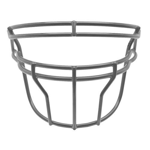 (Schutt Sports Carbon Steel DNA-ROPO-DW-XL Youth Football Faceguard, Gray )