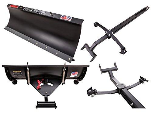 Swisher 19975 ATV Commercial Pro Plow Combo Kit, 50