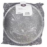 Aluminum Round Dome Range Hood Filter -10 1/2' Round x 3 1/4'...