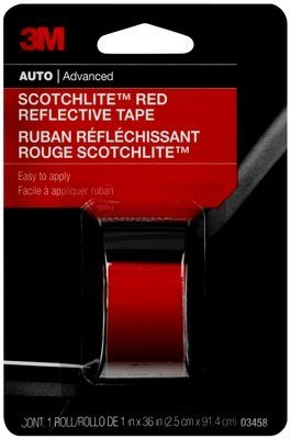1x36 RED Refl Safe Tape