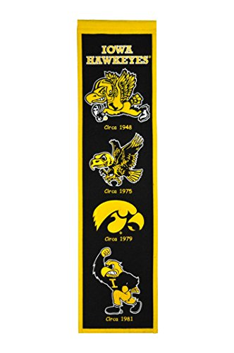 NCAA Iowa Hawkeyes Heritage - College Mall Station