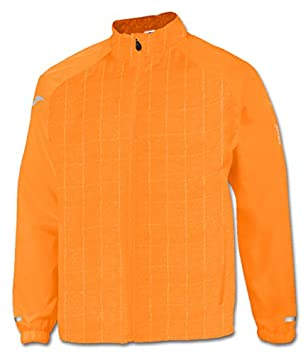 Joma - Chaqueta Olimpia Flash de color naranja fluorescente ...