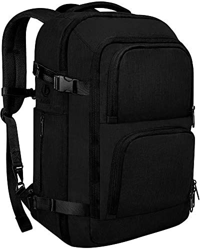 Dinictis 40L Carry on Flight Approved Travel Laptop Backpack, Business Weekender Bag