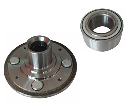 Acura Integra Wheel Bearing (DTA Front Wheel Hub Wheel Bearing Left or Right 1994-2001 Acura Integra 1992-2000 Honda Civic EX, Si Models With ABS; 1994-1997 Civic Del Sol With ABS Replaces Dorman 930-981 510030)