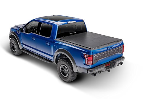 Extang 54475 Revolution Roll-up Tonneau Cover - fits F150 (5 1/2 ft bed) 15-18 (Revolution Tonneau Cover F150)
