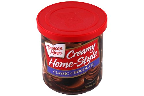 Duncan Hines Premium Frosting Creamy Home-Style Classic Chocolate (Creamy Chocolate Frosting)