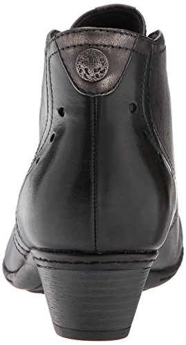Rockport Cobb Hill Mujeres Aria-ch Bota Black Leather