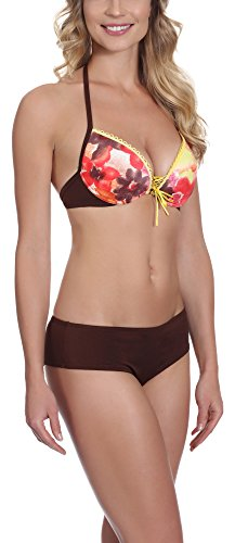 Antie Bikini Conjunto para mujer Capri Patrón-1